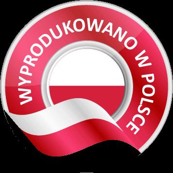 ikona Wyprodukowano w Polsce