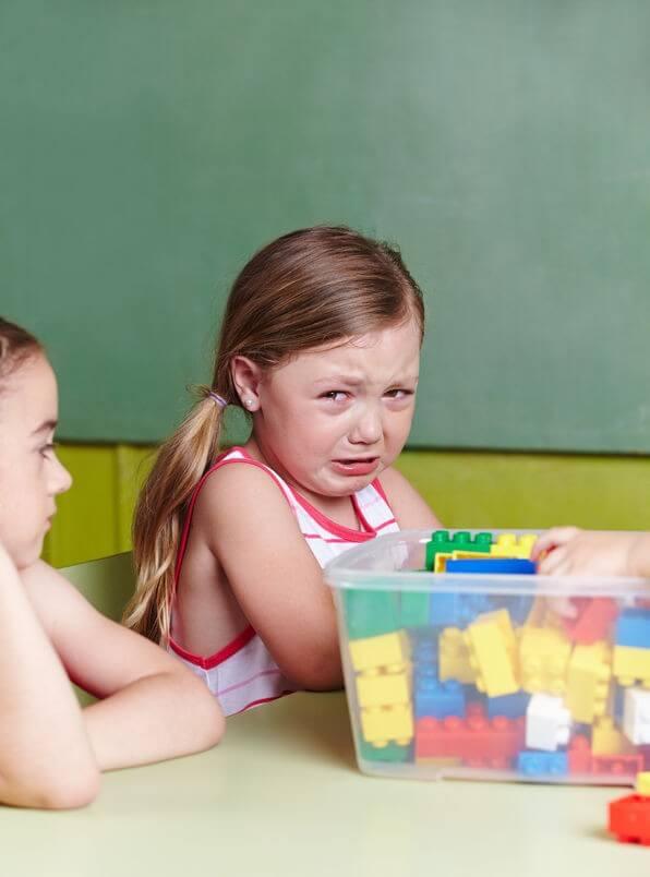 eliminacja nadmiernych bodźców - autyzm
